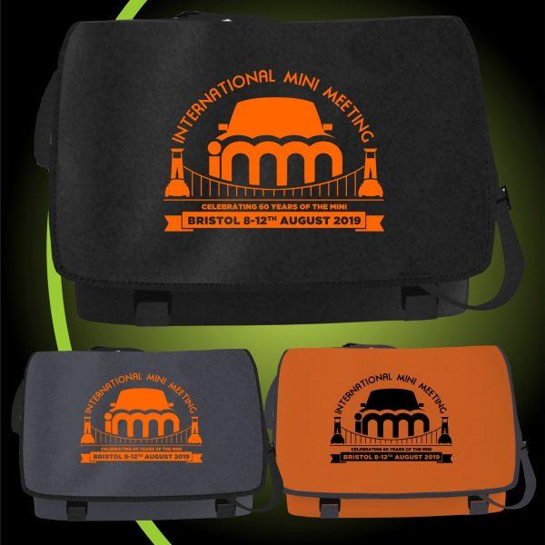 IMM messenger bag