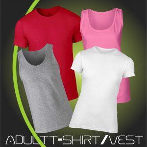 Adult T-shirt / vest