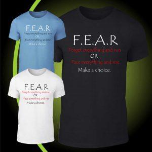 F.E.A.R tshirt