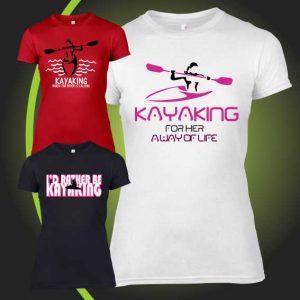 KAYAK DESIGNS FEMALE tshirt 3