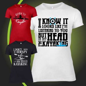 KAYAK DESIGNS FEMALE tshirt 4