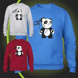 Bad Teddy sweatshirt