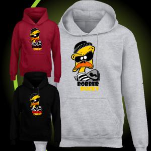 Robber Ducky hoody