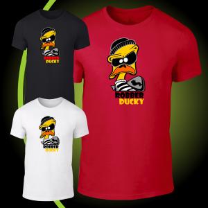Robber Ducky tshirt