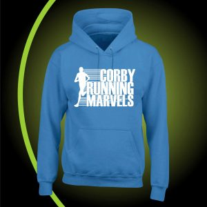 CORBY RUNNING MARVELS hoody