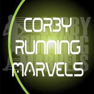 CORBY RUNNING MARVELS